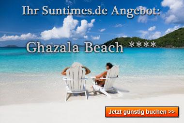 Ghazala Beach - jetzt buchen zum Top Preis