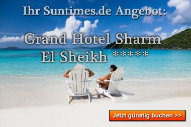 Grand Sharm El Sheikh- jetzt Hotel buchen