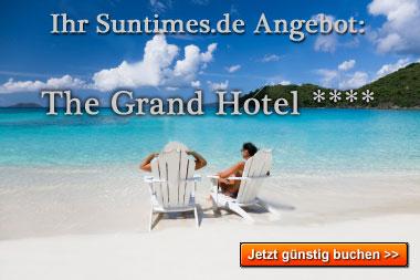 Hotels in Hurgada - jetzt buchen zum Top Preis